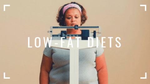 5 reasons why your Low-Fat Diet is making you Fat