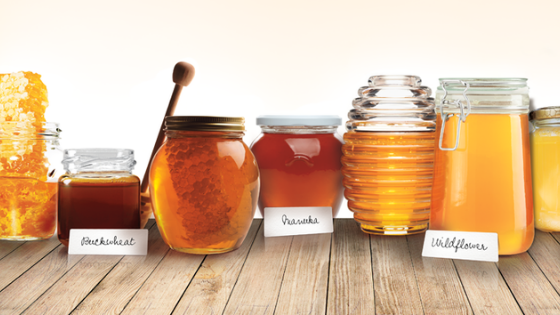 TYPES OF HONEY | INSULEAN