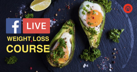 Facebook LIVE Weight Loss Course