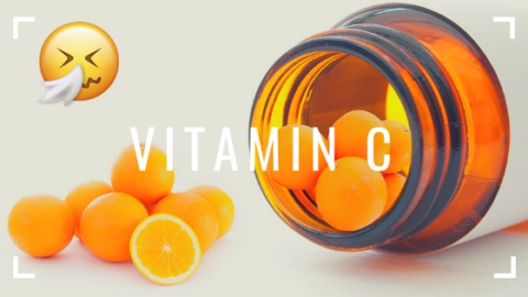 VITAMIN C -The Cold Hard Truth