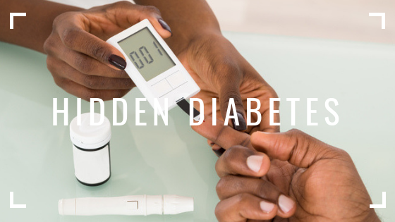 HIDDEN DIABETES | INSULEAN