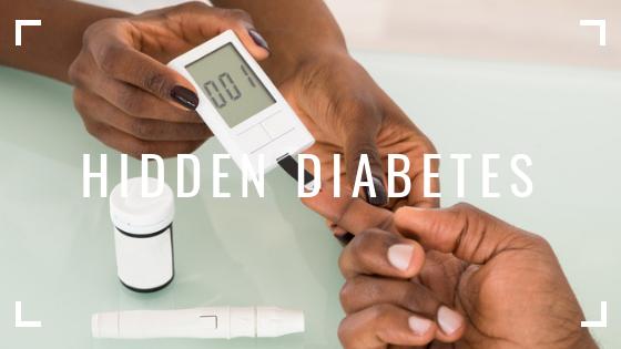 HIDDEN DIABETES | INSULEAN