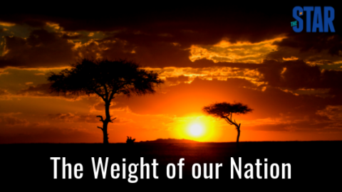 The Weight of our Nation