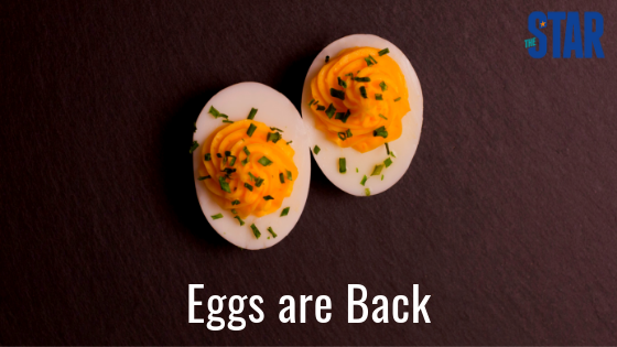 eggs cholesterol INSULEAN