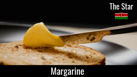 Margarine – Spreading Disease