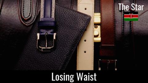 Losing Waist – A New Paradigm