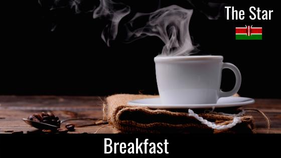 breakfast INSULEAN KENYA