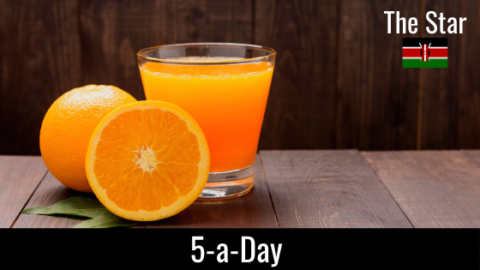 5-a-Day will not stop Cancer