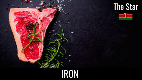 Iron – A Tale of Two Minerals