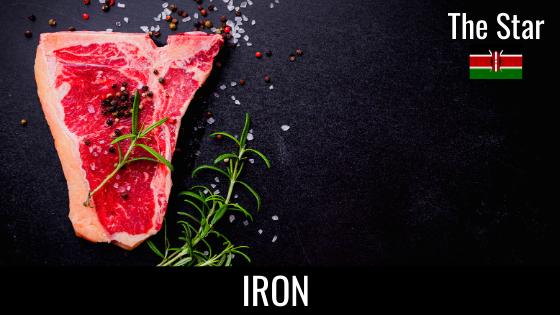 Iron INSULEAN Kenya